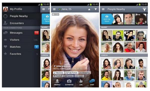 Aplicaciones Android Ligar 297488