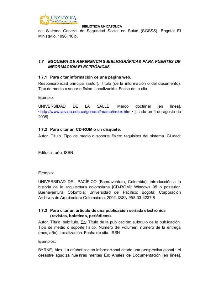 Normas Icontec 725921